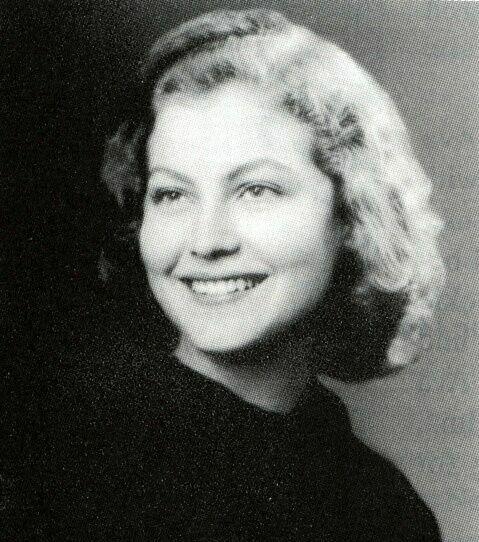 foto Ava Gardner em sua juventude