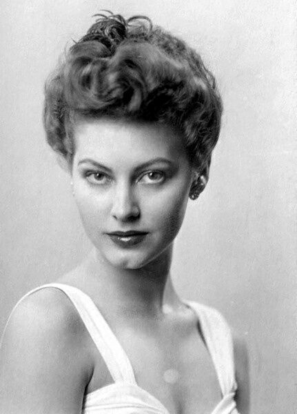 Imagine o futuro atriz Ava Gardner