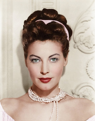 Hollywood atriz Ava Gardner