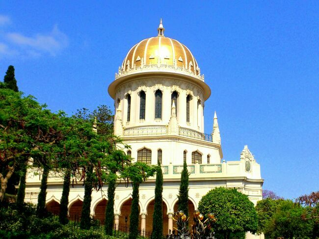 Бахайский Храм фото