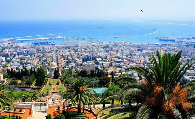 Хайфа в Израиле