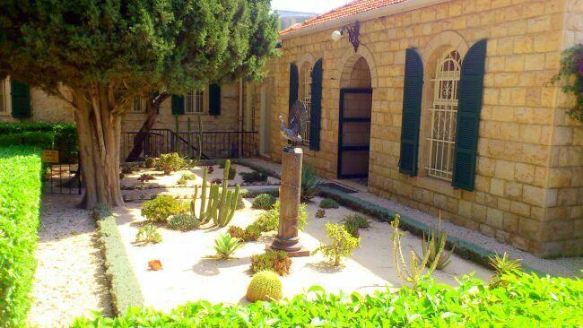 Бахайские сады город Хайфа