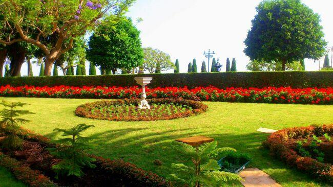 Хайфа Израиль фото садов