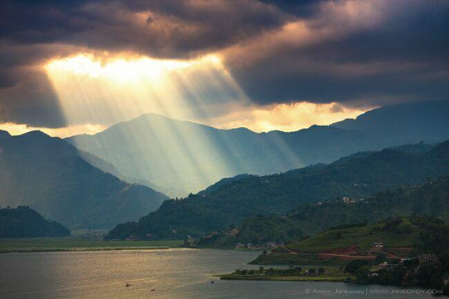 Непал фото гор