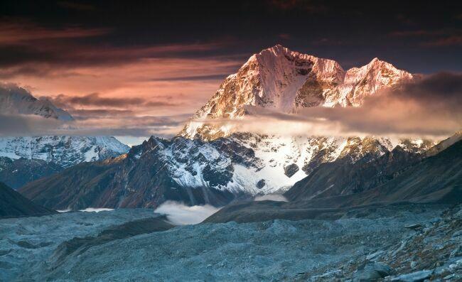 Гора Эверест Антона Янкового