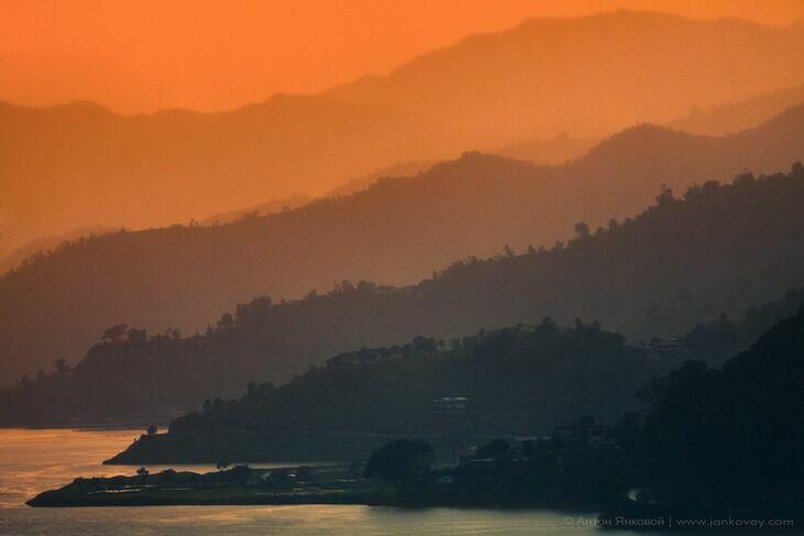 Антон Янковой, Непал фото