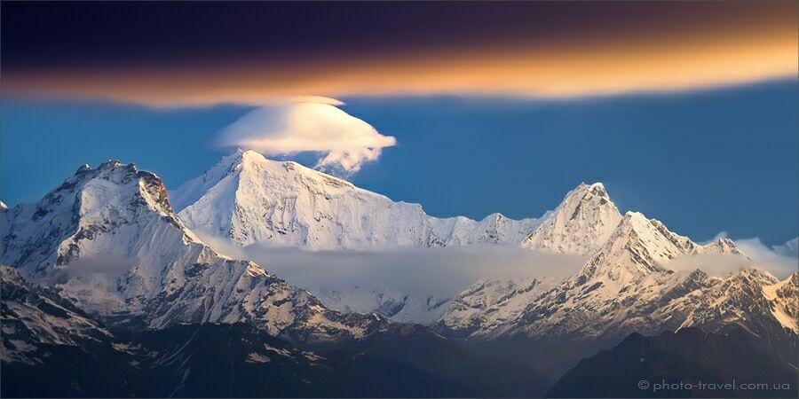 Фото Эверест Гималаи