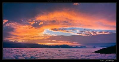 Непал на рассвете