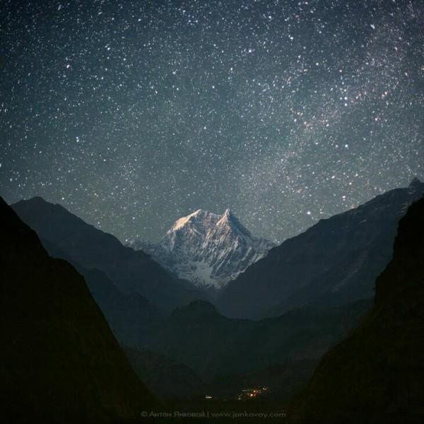 Непал, гора Эверест