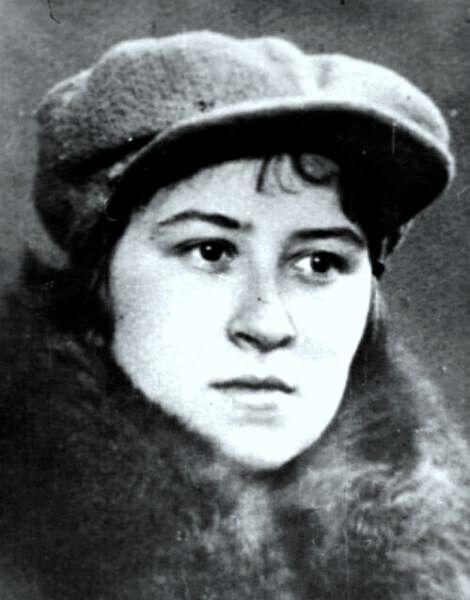 Первый директор ЦПКиО -Бетти Глан