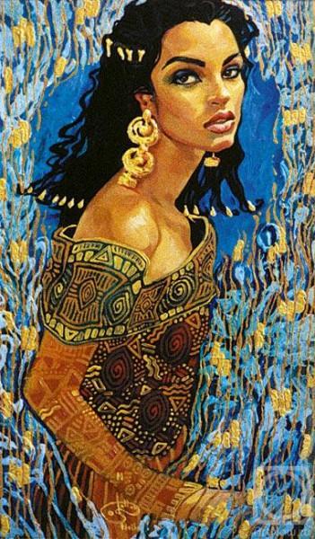 Образ  женщины в искусстве