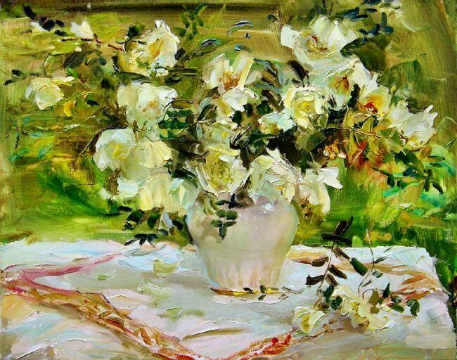 мария Щербинина букеты цветов