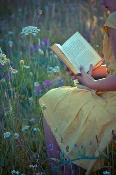 фото чтение книги