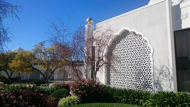 церковь 5 Религий в райском саду