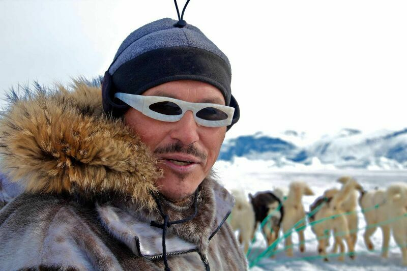 Оле Йорген Хаммекен эскимосская жизнь