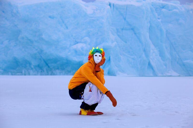 Цирк на льду -фото Г. Моррелл