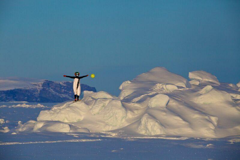 Проект цирк на льду