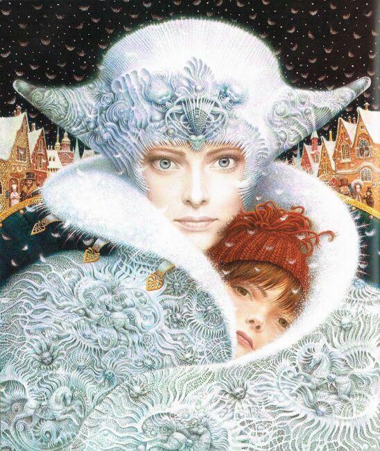 снежная королева цитаты из книги
