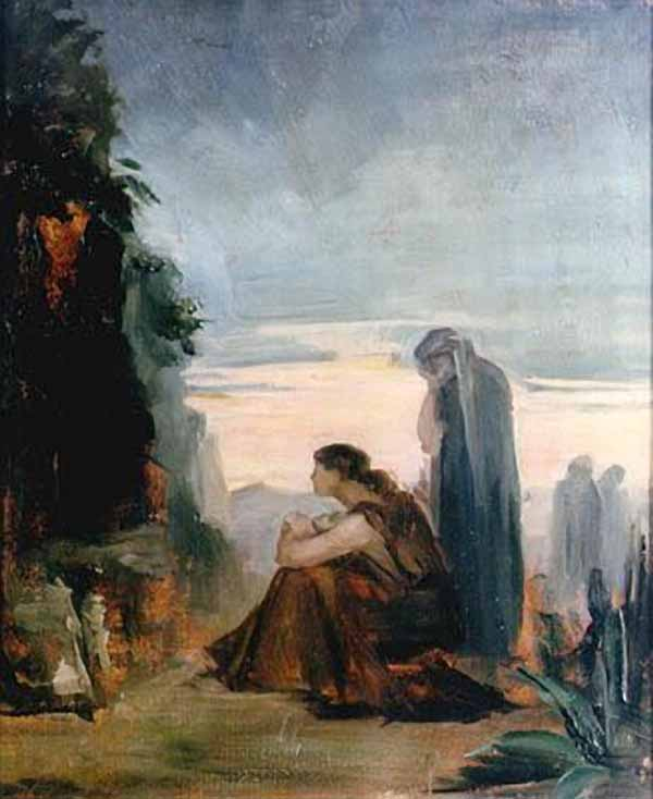 Мария Башкирцева живопись