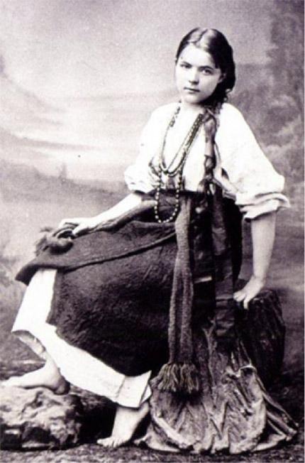 Мария Башкирцева на фото