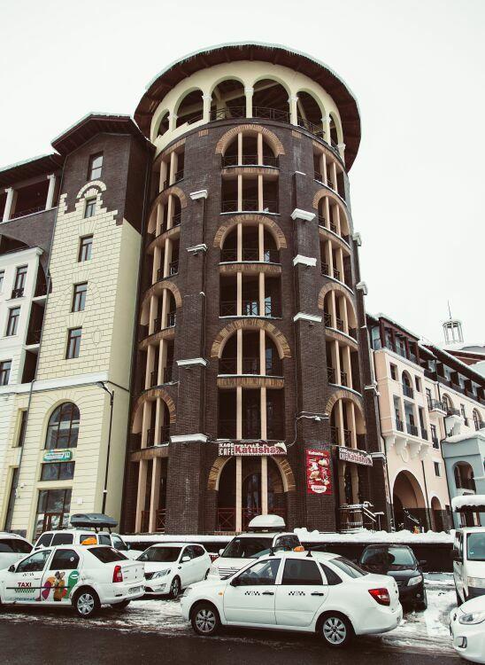 город Горки Сочи