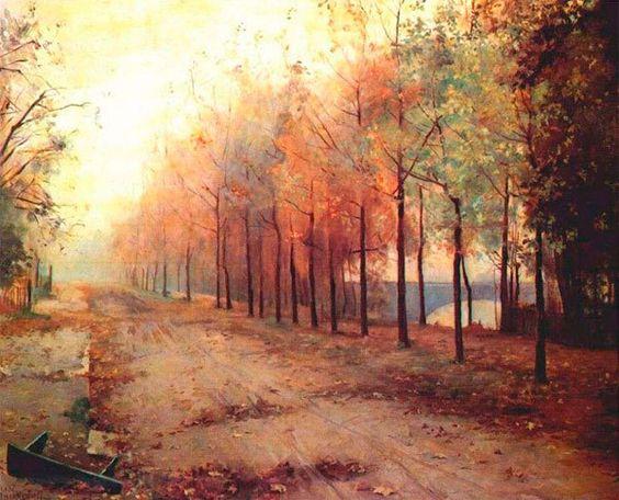 Marie Bashkirtseff_9-Осень (1883)