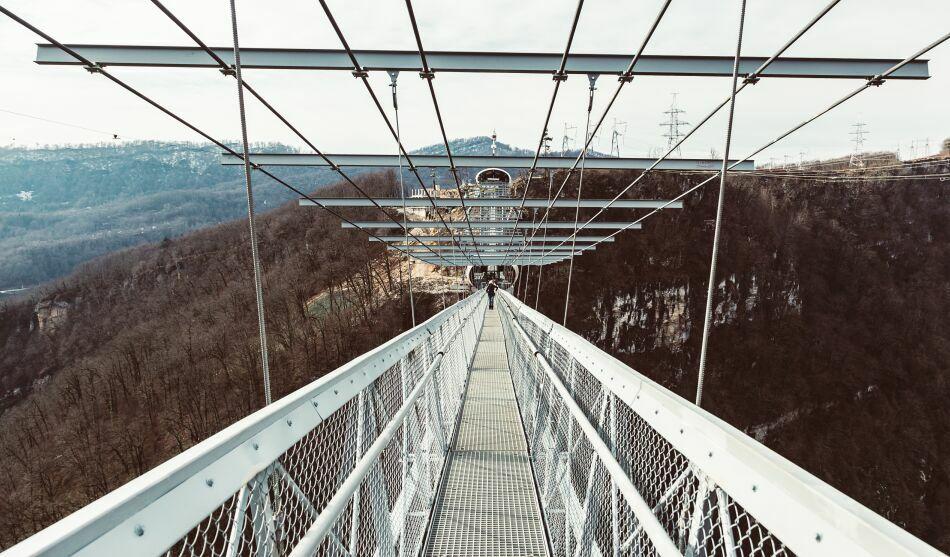мост скайпарк