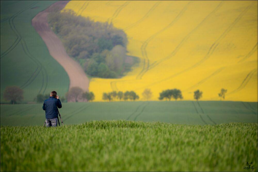 Пейзажист Южная Моравия