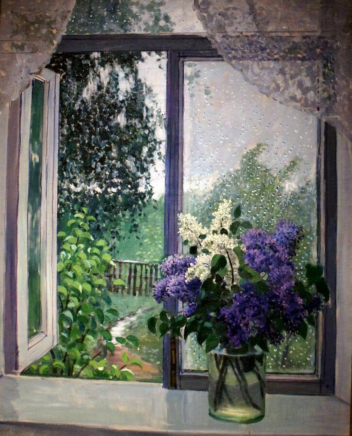 картины русских импрессионистов