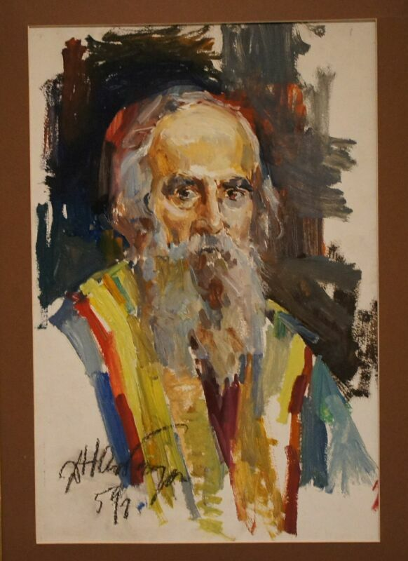 Налбандян - русский импрессионист 20 века