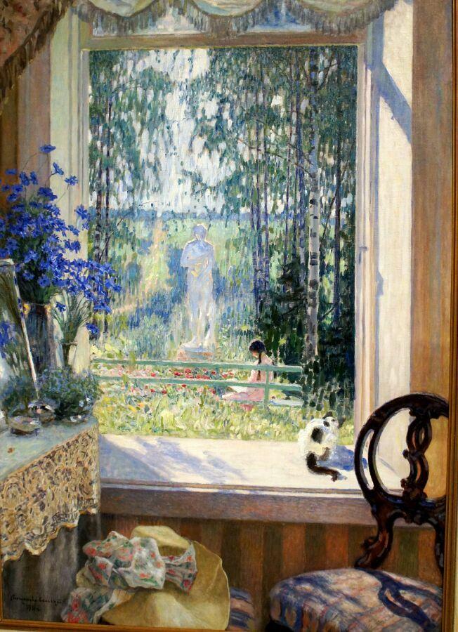 галерея русских импрессионистов в Москве