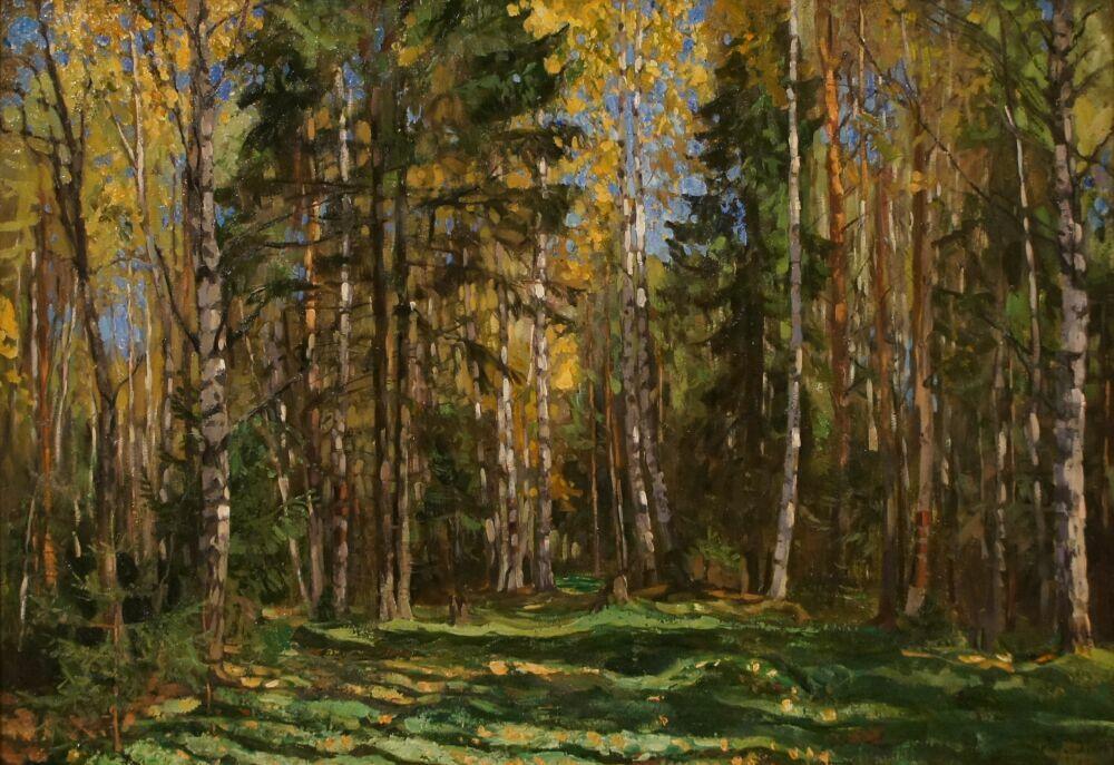 русские импрессионисты выставка