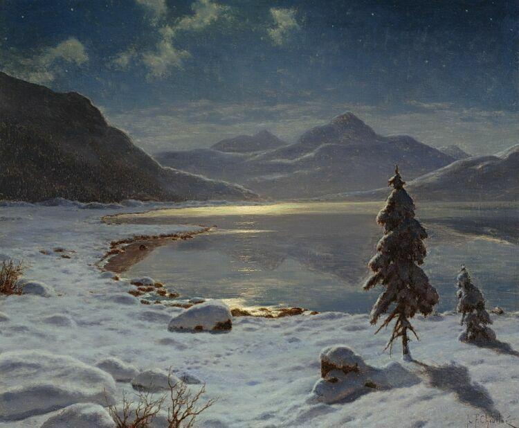 Vo vlasti zimy _I.F. Shul'tce
